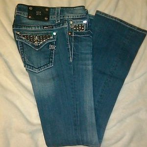 💥 NWOT Miss Me Jeans Sz 27 Bootcut Must see! 💥